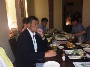 鳥取県建築士会 森本会長