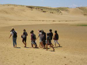 5月5日 砂漠(鳥取砂丘)を放浪する