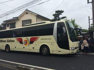 5月6日 熊本県益城町へ出発